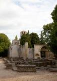 Église de saint Honoratus (XIII C.) dans Arles, France Photo libre de droits