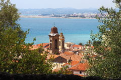 Église de Saint-Jacques le Majeur, Nice, France Photo stock