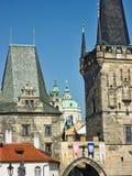 Église de Saint-Laurent, Prague, République Tchèque images libres de droits