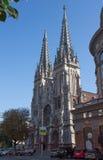 Église de Saint-Nicolas image stock