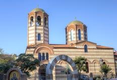 Église de Saint-Nicolas Batumi georgia photo stock