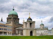 Église de Saint-Nicolas, Potsdam, Allemagne image stock