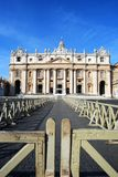 Église de saint Peter à Vatican, Rome Image stock