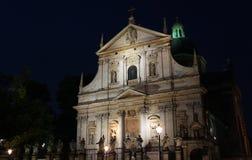 Église de saint Peter et de Paul Photos libres de droits