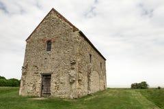 Église de Saint-Peter-sur-le-mur Image libre de droits