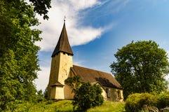 Église de Salems Photographie stock libre de droits