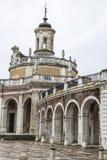 Église de San Antonio, héritage de l'humanité, jardins de l'isla photographie stock libre de droits