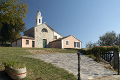 Église de San Appollinare Images libres de droits