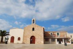 Église de San Fernando image libre de droits