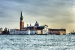 Église de San Giorgio Maggiore Image libre de droits