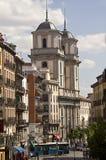 Église de San Isidro à Madrid, Espagne Image libre de droits