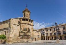 Église de San Pablo dans la ville historique Ubeda photo stock