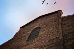 Église de San Petronio - Bologna Photo stock
