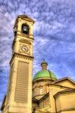 Église de San Vitale dans Chiasso Images stock