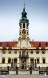 Église de sanctuaire de Loreta à Prague Photo libre de droits