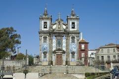 Église de Santa Clara à Porto, Portugal photo libre de droits