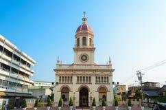 Église de Santa Cruz Photographie stock