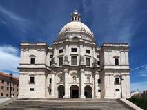 Église de Santa Engracia ou Panthéon de Lisbonne au Portugal photos libres de droits