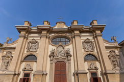 Église de Santa Maria della Passione à Milan, Italie Photographie stock libre de droits