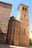Église de Santo Tome Façade, construisant image libre de droits