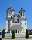 Église de severin de turnu de Drobeta Photographie stock