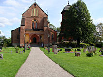 Église de Skokloster image stock