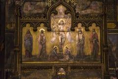Église de St Germain Auxerrois, Paris, France photographie stock libre de droits