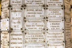 Église de St Germain Auxerrois, Paris, France images stock