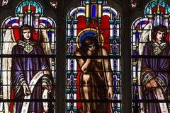 Église de St Germain Auxerrois, Paris, France image libre de droits