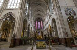 Église de St Germain Auxerrois, Paris, France images libres de droits