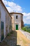 Église de St Giacomo. Amelia. L'Ombrie. L'Italie. Images libres de droits