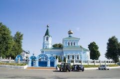 Église de St John de Kormyansky belarus Photos libres de droits
