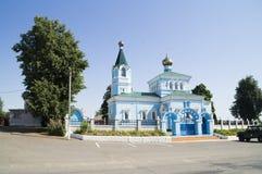 Église de St John de Kormyansky belarus Photographie stock
