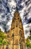 Église de St Josef à Coblence Photos stock