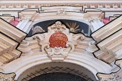 Église de St Mary Magdalene à Poznan photo stock