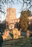Église de St Marys, Eaton Socon image libre de droits