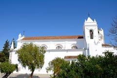 Église de St Marys, Tavira photo libre de droits