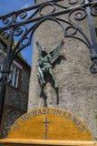 Église de St Michael-dans-Lewes photographie stock libre de droits