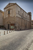 Église de St Oliva Image stock