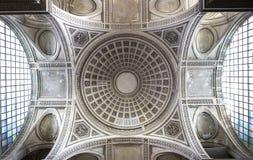 Église de St Paul St Louis, Paris, France Photographie stock libre de droits