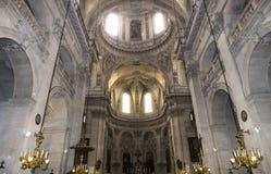 Église de St Paul St Louis, Paris, France Photos libres de droits