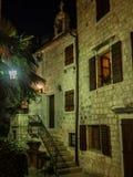 Église de St Petar Cetinjski Photographie stock libre de droits
