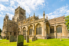 Église de St Peter et de St Paul, Northleach, Cotswold Images stock