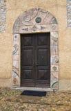 Église de St Silvestro. Salsomaggiore. Émilie-Romagne. L'Italie. photo stock