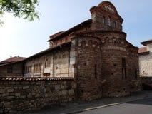 Église de St Stephen dans Nessebar Photographie stock libre de droits