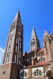 Église de Szeged Image stock