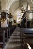 Église de Tallinn Estonie du Saint-Esprit Photographie stock libre de droits