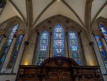 Église de temple, Londres Photo libre de droits