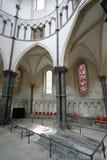 Église de temple, Londres Photographie stock