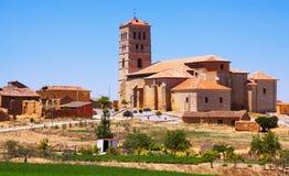 Église de Torremormojon Palencia photos stock